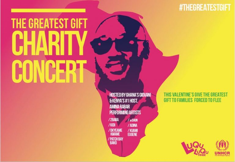 The Greatest GIFT CHARITY CONCERT