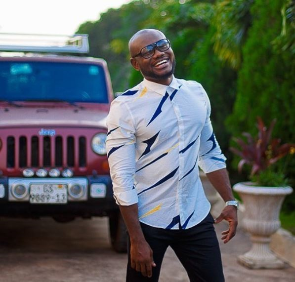 Prince David Osei Reacts About The Menzgold Brouhaha
