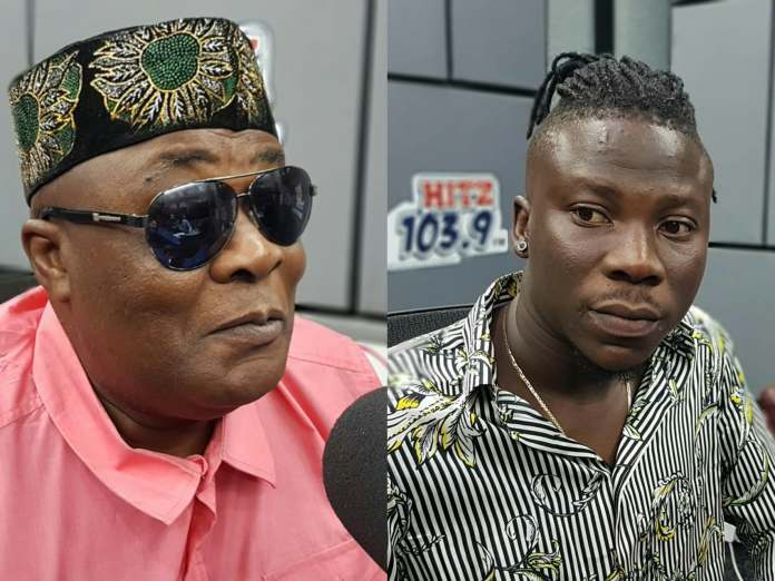 Stonebwoy is  unproductive – Willie Roi