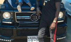 Criss Waddle Buys New Car For His Adorable Son, Trey Waddle [Photos]