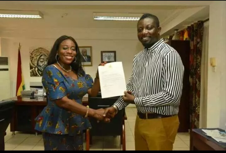 Kumawood Actor Bill Asamoah Shock The Whole Ghana As He Was Appointed As Tourism Ambassador for Ghana [Photos]