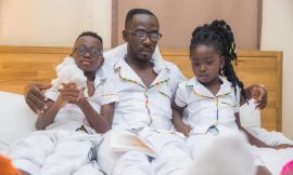 If anyone burns my child i will set the person ablaze too – Okyeame Kwame