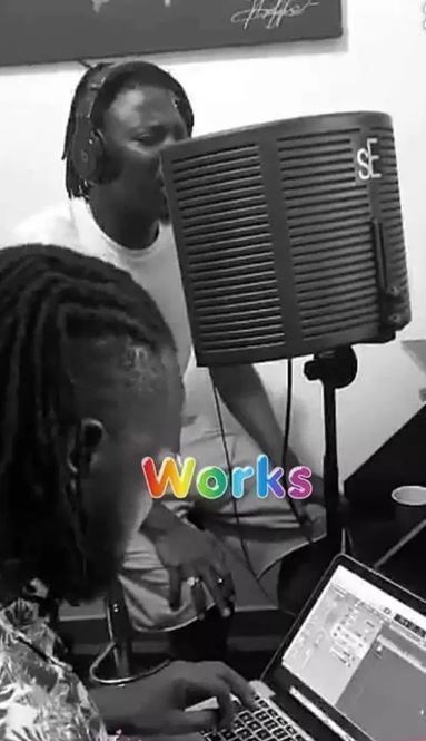 Stonebwoy Reunites With Beatz Dakay