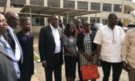 Ofosu-Ampofo storms CID HQ with Lithur, Appiah-Opong