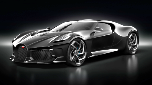 Bugatti unveils the most expensive new car ever built