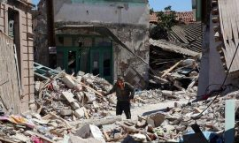 No Life Lost As Earth Quake Hits Turkey, Destroys Buildings