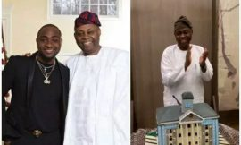 PHOTOS: Davido's Father Celebrates Birthday