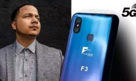 Meet Black Man Who Beats Apple And Sumsung At Lunching First 5G Smartphone In America