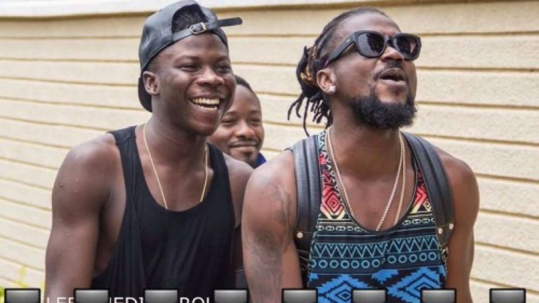 I Will Forever Be Grateful To Samini – Stonebwoy