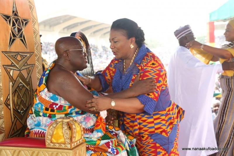 Happy Birthday To President Nana Addo Dankwah Akuffo-Addo