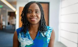 Meet Priscilla Kolibea Mante, the only Ghanaian and African to win the UNESCO science award in 2019