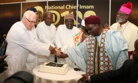 26 years of courtesy calls on Chief Imam in Photos