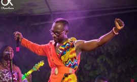 Okyeame Kwame's album launch, a truly Made-In-Ghana show