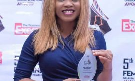 Multimedia's Doreen Avio, Maame Yeboah Asiedu honoured at Feminine Ghana Achievement Award