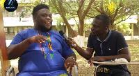 I fingered an actress on set – Kumawood actor Oteele