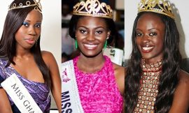 Miss Ghana beauty pageant begins the search of  the next queen