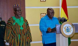 Just In: Rockson Bukari resigns from Akufo-Addo gov't