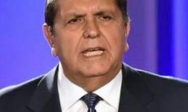 BREAKING: Alan Garcia, Former Peru President Has Passed