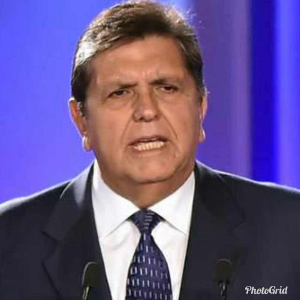 BREAKING: Alan Garcia, Former Peru President Has Passed