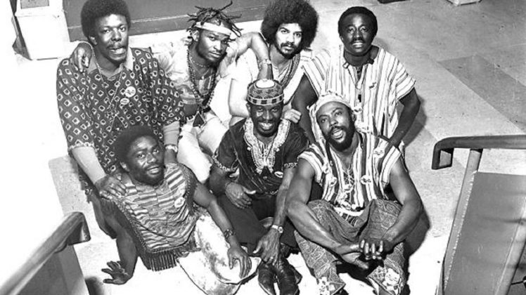 Osibisa celebrates 50 years of musical excellence