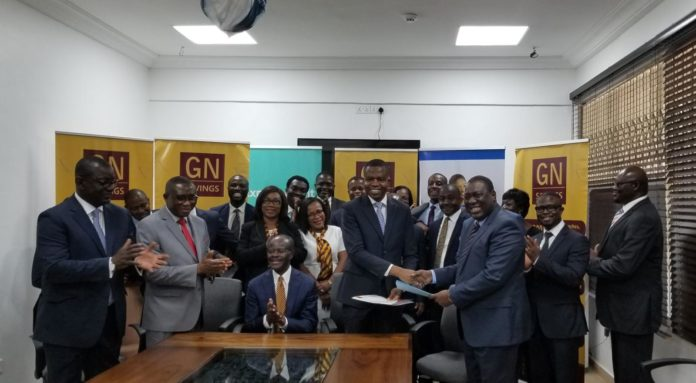 Ecobank Ghana Team Up With GN Savings and Loans