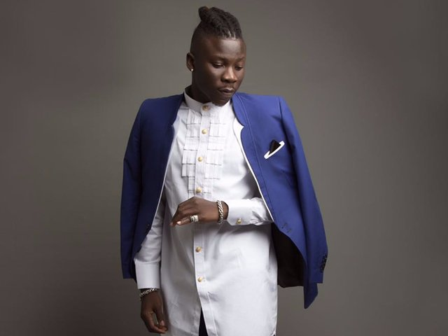 I have no competition in Africa – Stonebwoy