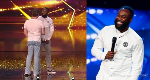 Video:: Comedian Kojo Anim gets Simon Cowell's 'Golden Buzzer' at Britain's Got Talent 2019
