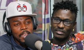 Kwaw Kese threatens to slap Tinny for 'whack rapper' comment
