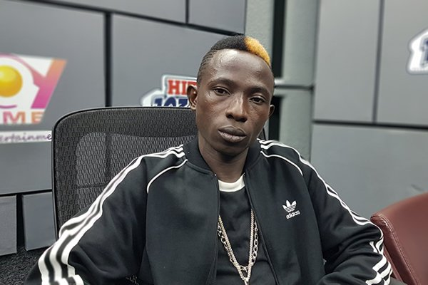 Video: Patapaa Reveals how he nearly died after been poisoned