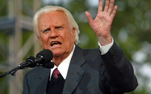 Words that never die: Billy Graham's 9/11 Message from the Washington National Cathedral