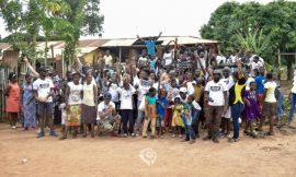Photos: Ghana Jeep Club parties with children of Potter's Orphanage Village