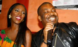 Please promise me our relationship will never change, Tiwa Savage begs Don Jazzy – Vanguard News