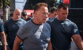 Schwarzenegger attacked at S.Africa sports event – Vanguard News