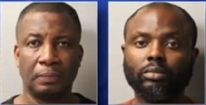 Two Ghanaians Busted in U.S. over stolen car dealings
