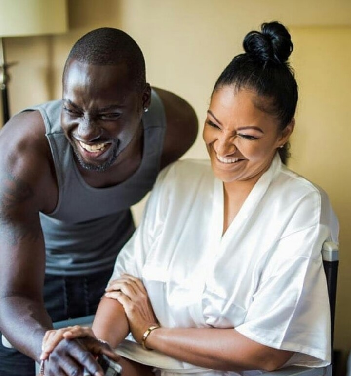 SAD NEWS: Wife of Ghanaian actor Chris Attoh has reportedly been shot dead