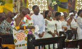 Meet the two beautiful Children of Otumfour Osei Tutu II and Lady Julia