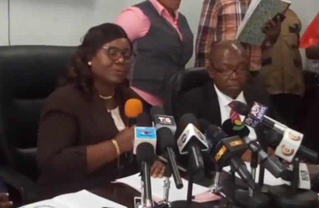 Dear Kweku Baako: COP Maame Tiwaah did not goof