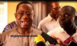 Dear Mr. Amewu, Please stop squandering Ghana's energy assets!