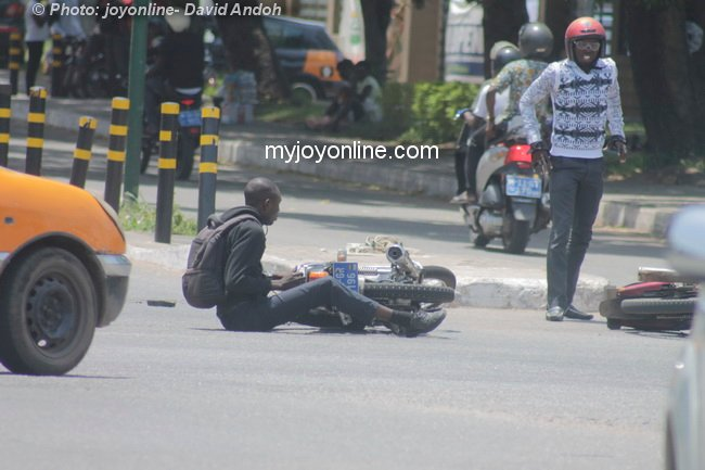 Elizabeth Ohene: Reduced to a wreck on the street
