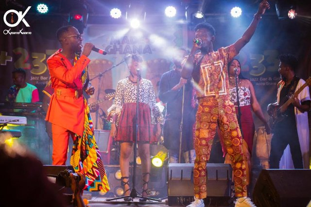 I'm rooting for Kuami Eugene to win 'Artiste of the Year' – Okyeame Kwame