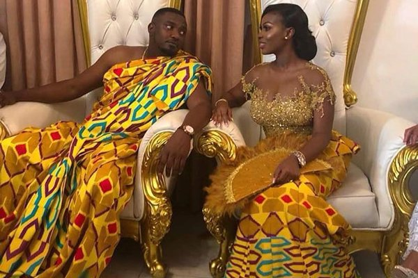 John Dumelo to have white wedding on Saturday