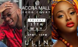 King Promise, DJ Cuppy to rock Maybelline's meet and greet