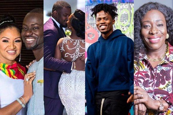 Kwesi Arthur, Chris Attoh, Dumelo, others headline week's entertainment news
