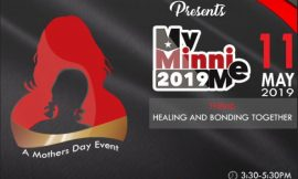 'My Minnie Me'; a Mothers' Day Conference