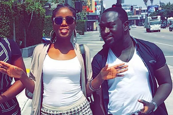 Ghanaian singer Mzvee Finally Leaves Richie's Music Label As Lynx Entertainment.