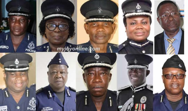 Next IGP: How is Ghana handling the fallout of the President's excessive powers?