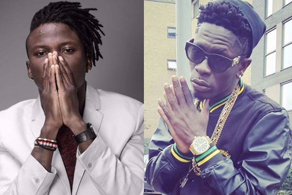 I have more guns- shatta wale
