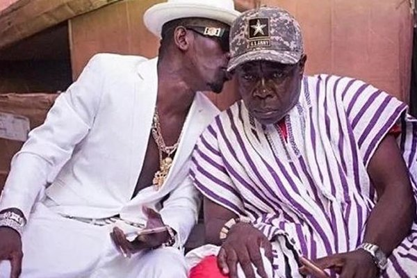 VGMA@20 clash: Shatta Wale's father discloses why he climbed the stage