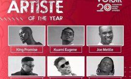 VGMA@20: Live updates of 20th Vodafone Ghana Music Awards