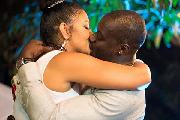 See alleged killer of Chris Attoh's wife